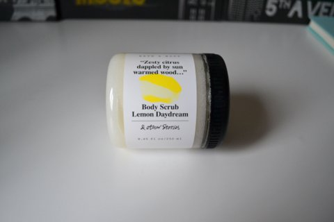 & Other Stories Lemon Daydream Body Scrub