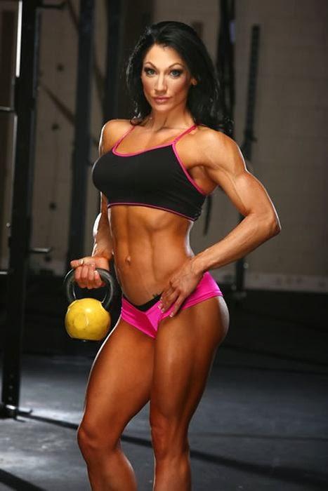 Candice Keene, female fitness models, fitness women