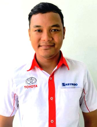 Sales Executive Toyota