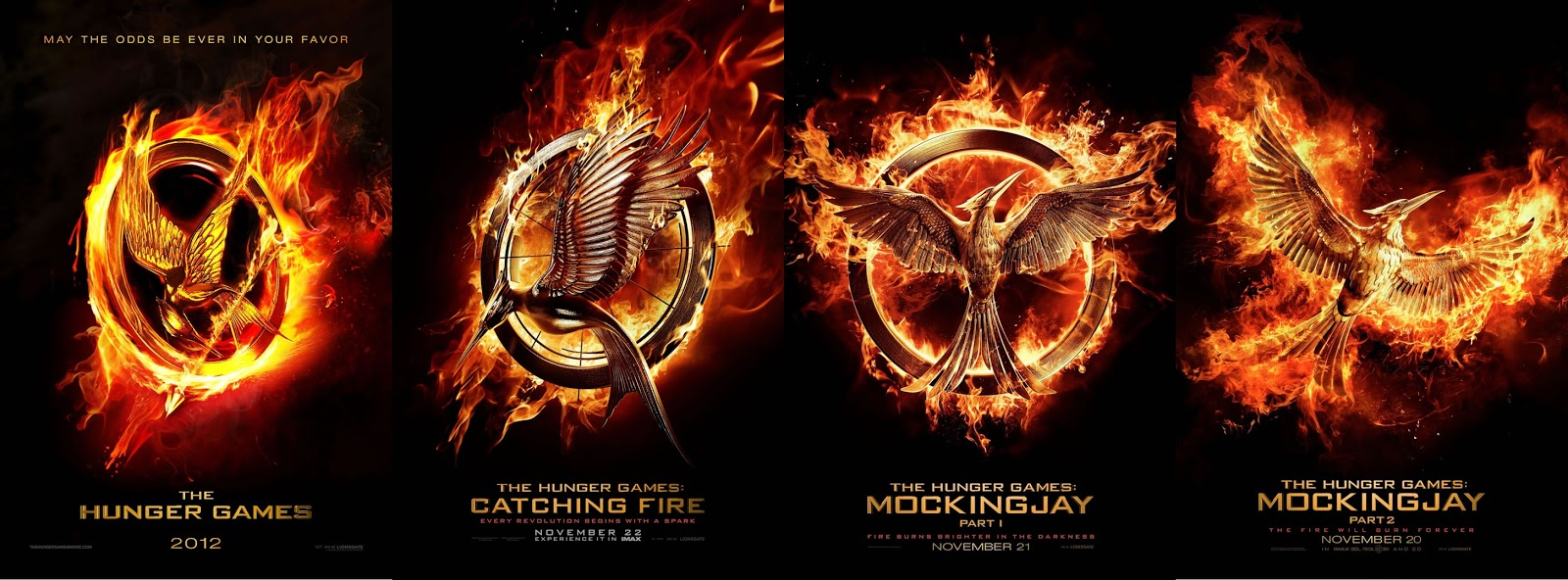 what are all the hunger games books