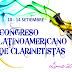 Inscripción gratuita al II Congreso Latinoamericano de Clarinetistas Lima 2012