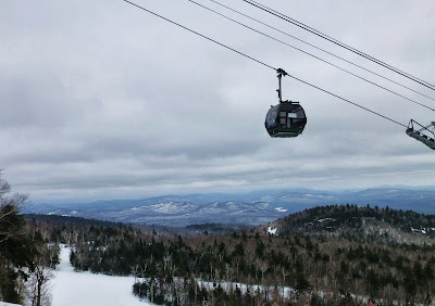 Gore Mountain, Saturday March 29, 2014.  The Saratoga Skier and Hiker, first-hand accounts of adventures in the Adirondacks and beyond, and Gore Mountain ski blog.