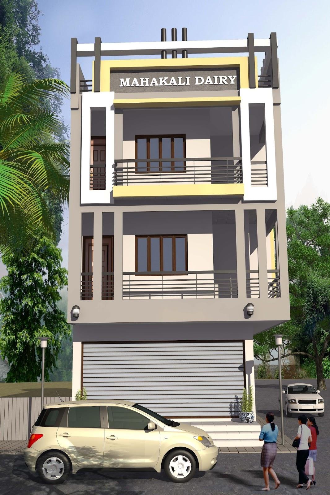 Sweet Home Design and Cute House Design | RACHANA ARCHITECT