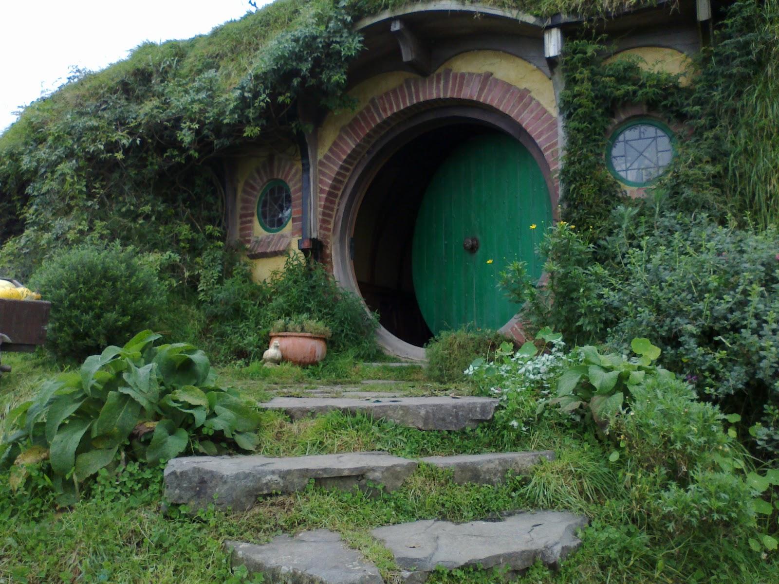 Hobbit Hole Door Inside Crafthubs
