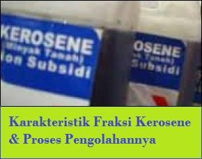 Produk kerosene yang dijual di pasaran