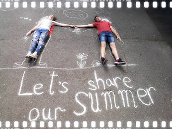 Let's share our summer
