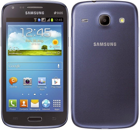Firmware Samsung Galaxy Core Duos