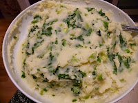 Colcannon - Prato Típico Irlandês - Typical Irish Dish