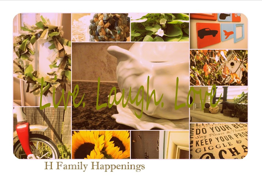 H Family Happenings