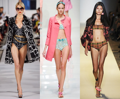 Swimwear Trends for Summer 2012|Cover Up