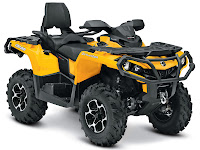 2013 Can-Am Outlander MAX XT 1000 ATV picture 4