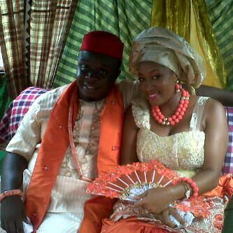 comedian elenu traditional wedding