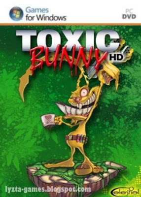 Toxic Bunny HD PC Game Full Version