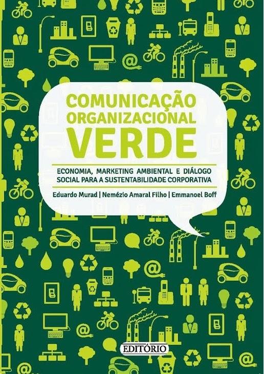 Livro Comunicação Organizacional Verde