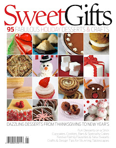 Sweet Gifts Holiday Baking &amp; Crafting Bookazine by Bella Baker