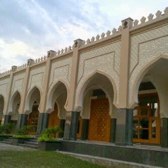 Masjid Palembang Bpk Aryo