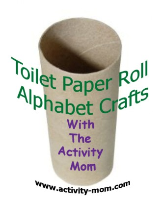 Craft Ideas Letter on You Will Also Like Our Other Toilet Paper Roll Alphabet Crafts
