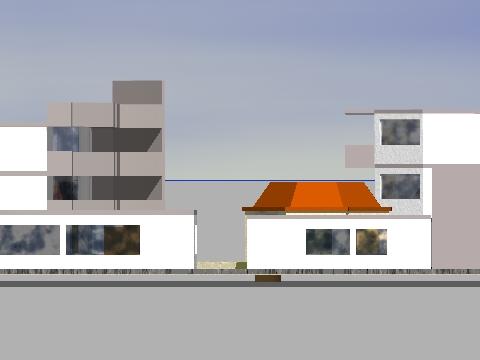 Arquitectura con identidad aulas de inicial en local for Local arquitectura