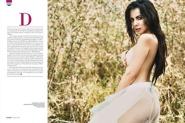 FOTOS: Jimena Sánchez Revista SoHo México Junio 2015