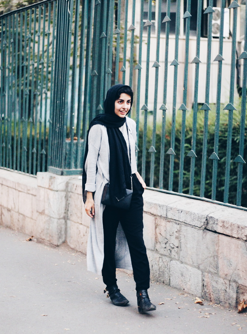 New Iran Woman Dress Code Pictures To Pin On Pinterest