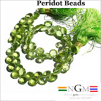 wholesale peridot beads