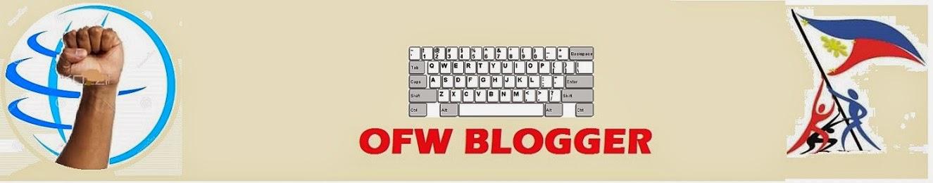 OFW Blogger