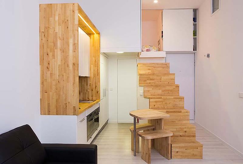 Loft Zurita - Beriot, Bernardini Arquitectos