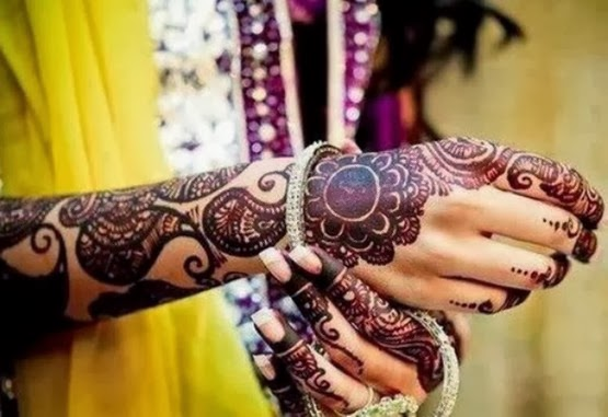 Mehndi Hands Poetry : Love poetry mahndi