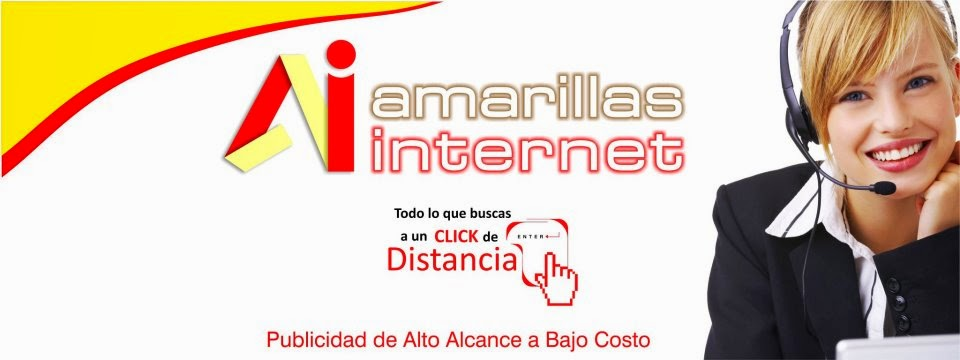 Paginas Amarillas Internet Corporation /AiYellow Pages en Argentina y el Mundo