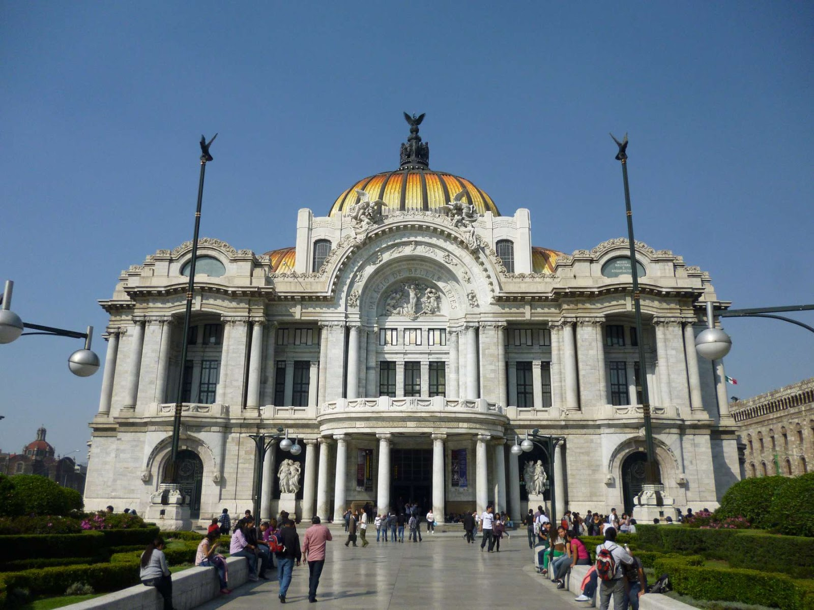 mexican government Fast facts official name: united mexican states form of government: republic of federated states capital: mexico city population: 120,286,655 official language: spanish.