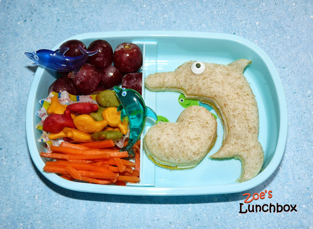 Dolphin Bento Lunch