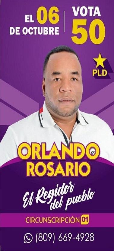 ORLANDO ROSARIO