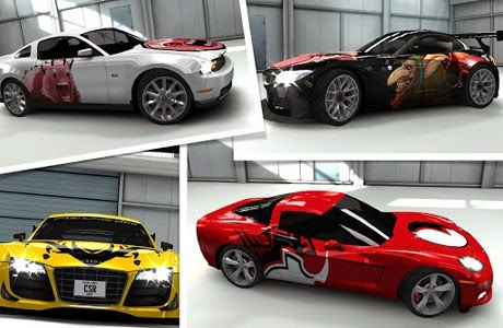 Download CSR Racing APK for android
