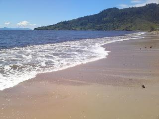 pandan's beach - sibolga