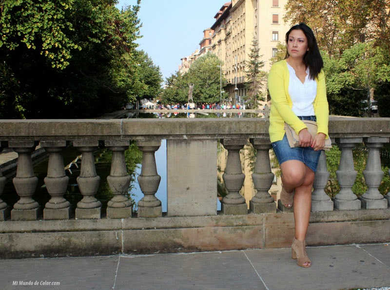 street style fashion blogger of spain