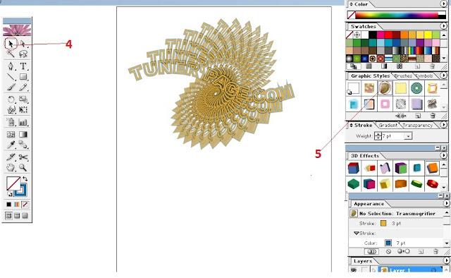 Adobe illustrator টিউটোরিয়াল পর্ব (১)