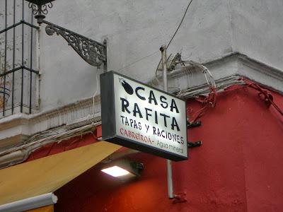 Bar Casa Rafita, el Tapeador