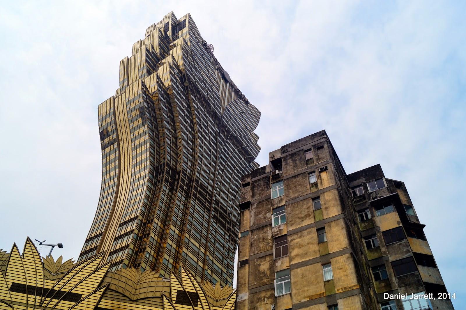 Macau Grand Lisboa Hotel