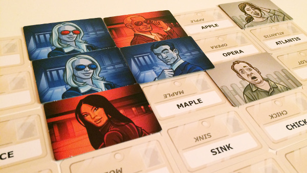 Codenames Board Game Review