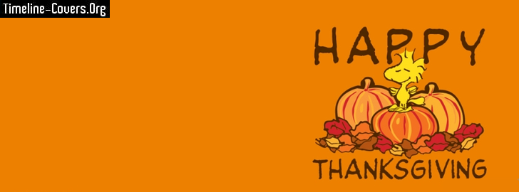 Happy Thanksgiving Fb Cover ~ Facebook Covers
