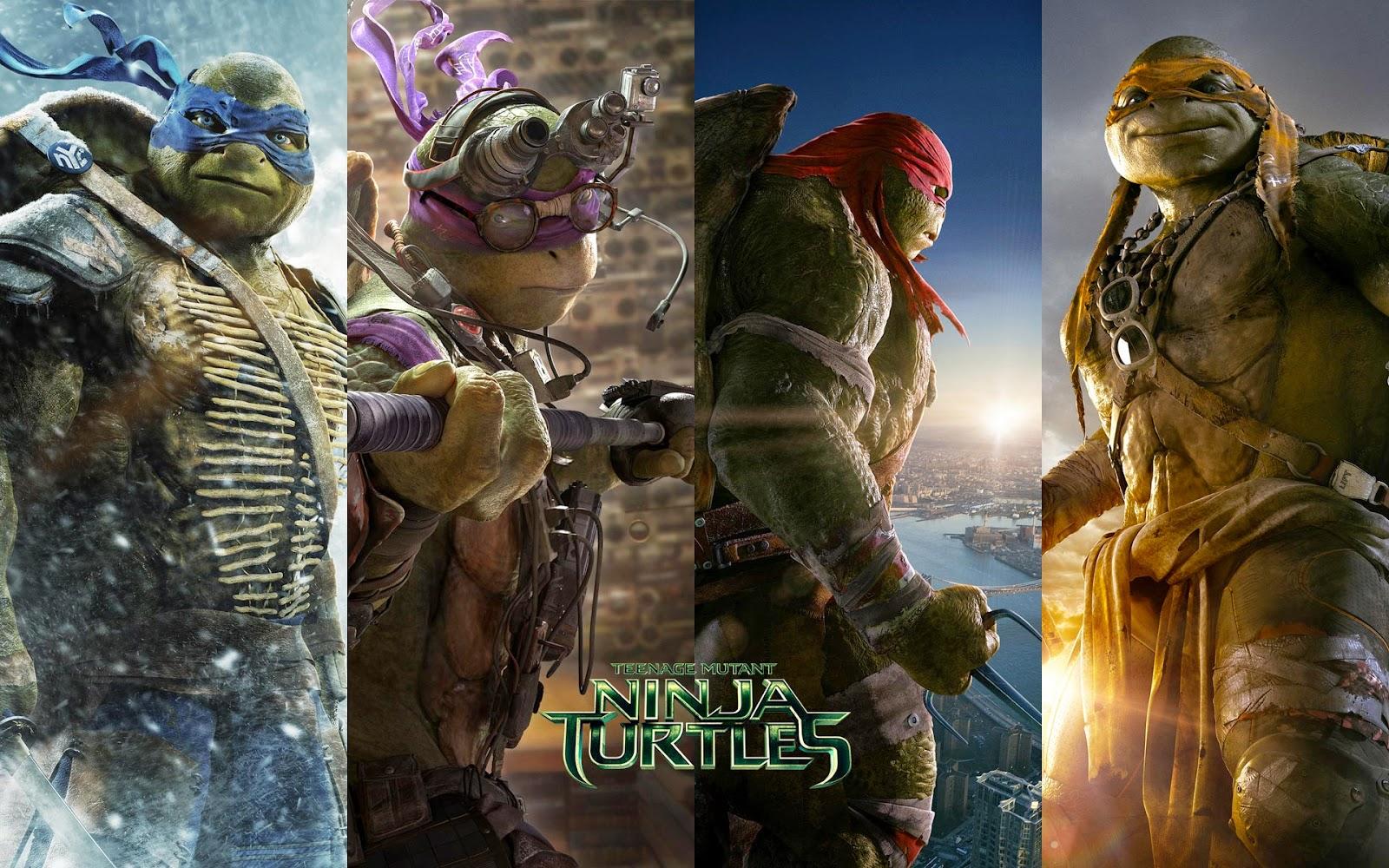 Movie Review Teenage Mutant Ninja Turtles 2014