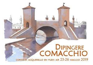 Dipingere Comacchio
