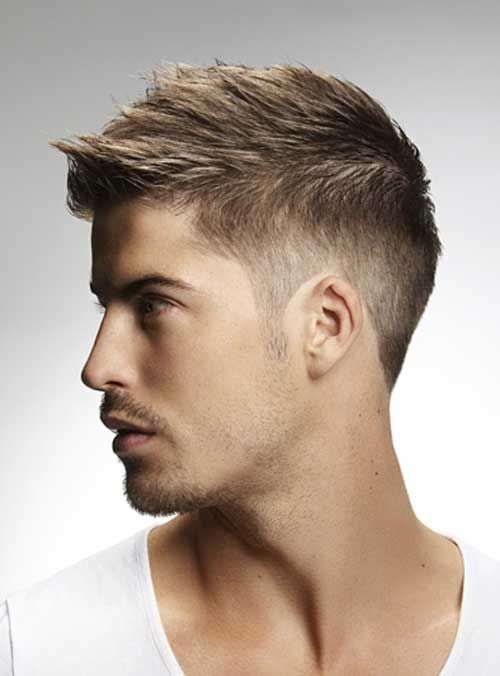 Cortes de pelo y peinados para hombres Invierno 2018 Modaellos  - Peinados Actuales Hombres