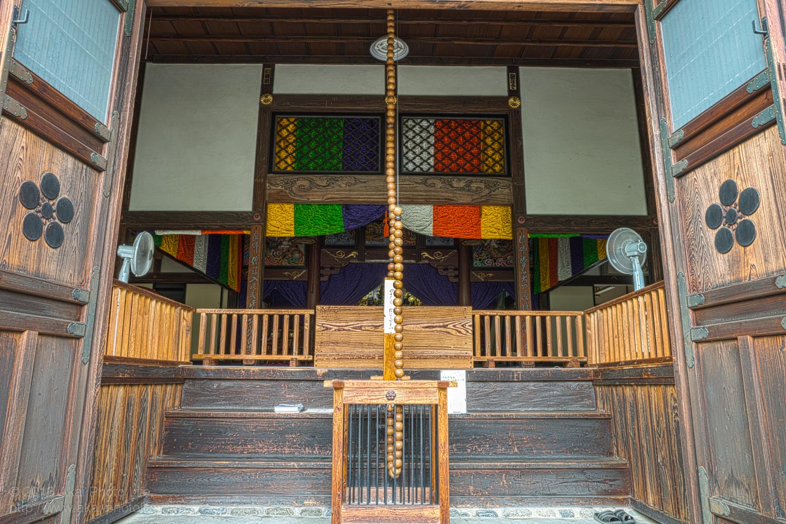 天寧寺、法堂の写真