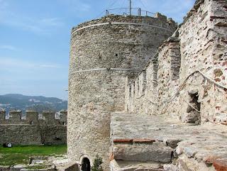(Greece) - The Byzantine fortress - Corfu