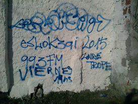 99.3 FM ZON DE TROPE VIERNES 20HS ESLOK3AI ;)7
