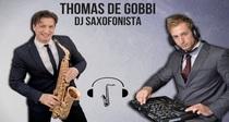 Thomas De Gobbi Sassofonista per eventi - Clicca per info