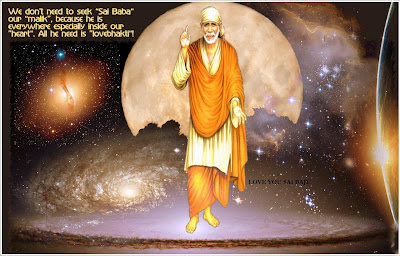 Sai's Presence in Our Lives - Anonymous Sai Devotee