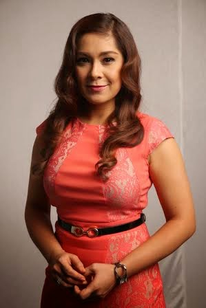 Sheryl Cruz Is Back With Gma 7 In Strawberry Lane That Now Airs After 24 Oras She Was Last Seen On Abs Cbn S Galema At Home Din Naman Ako Sa