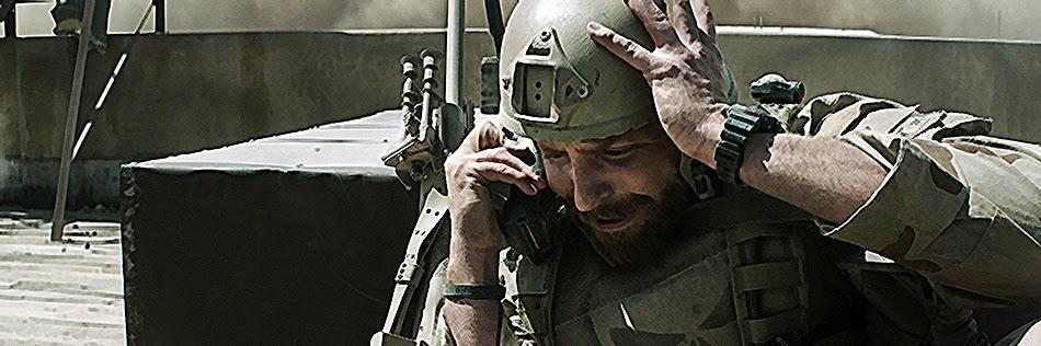 近期喜愛的電影:美國狙擊手